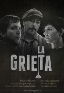 La webserie La Grieta en la Sala Verde de #EBE13