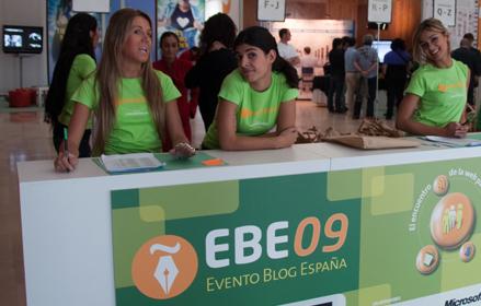 Mesas de acreditaciones EBE09